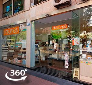 Tienda Madrid - Tiendas - Ensueños tienda de descanso