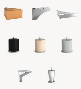 Patas - Set Metropolitan - Ensueños, tiendas de descanso