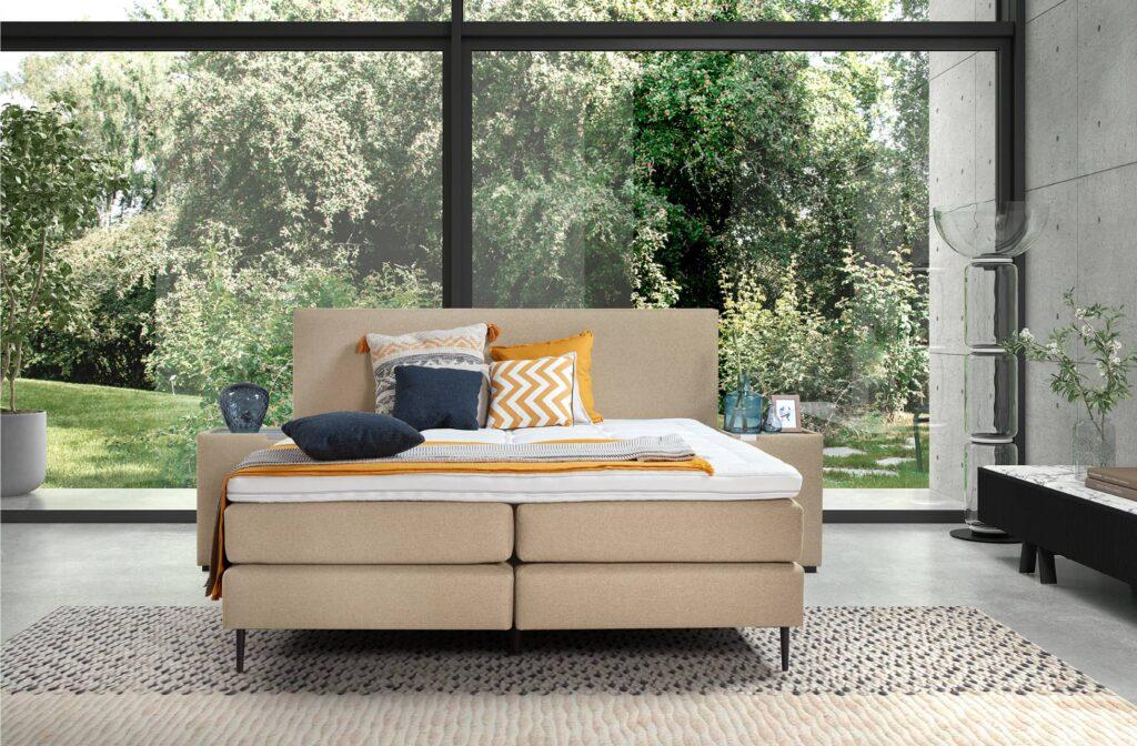 Consejos para comprar una cama: Serie 3 Fija 3 componentes