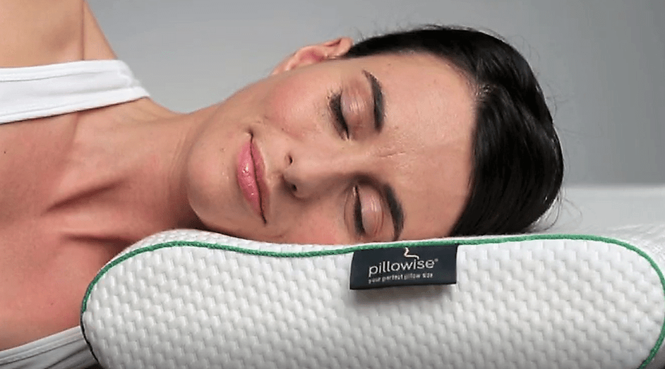 Postura almohada pillowise