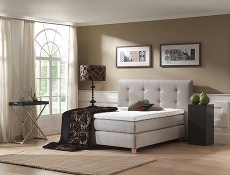 Set Classic Deco + Topper - Velda Classic - Ensueños, tiendas de descanso