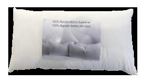 ALMOHADA DUVET O PLUMÓN - Almohadas Convencionales - Carta de almohadas - Tiendas Ensueños