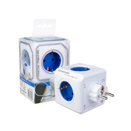 Ladrón PowerCube + 2 usb azul - PowerCube - Complementos - Ensueños, tiendas de descanso