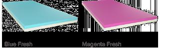 Material fresh - Colchón Gelfresh - Ensueños, tiendas de descanso