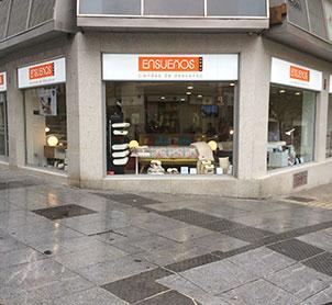 Tienda Pamplona - Tiendas - Ensueños tienda de descanso