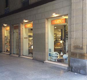 Tiendas de colchones San Sebastián | Tiendas Ensueños