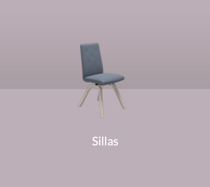Sillas stressless TIENDASE