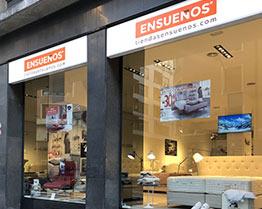 Ensueños Pamplona - Contacto - Ensueños, tiendas de descanso