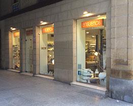 Ensueños San Sebastián - Contacto - Ensueños, tiendas de descanso