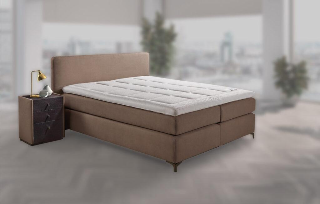 Consejos para comprar una cama: Detalle de un topper en la Serie 5