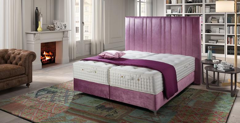 La cama belga, el descanso artesano de Fylds'