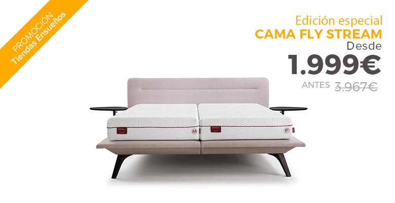 Cama Fly, la edición especial del descanso sostenible en una promoción irresistible