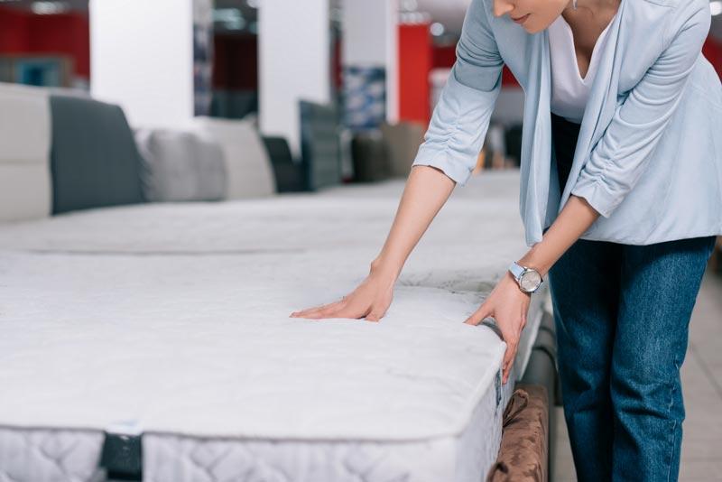 El colchón Pocket Royañ y sus cuatro niveles de firmeza