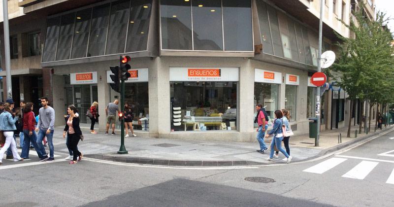 Tienda Ensueños Pamplona