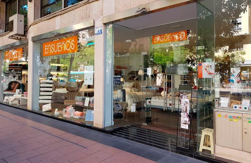 Tiendas Ensueños Madrid