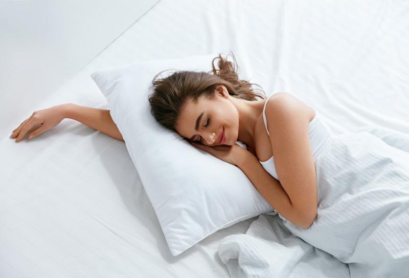 Dormir con la almohada adecuada