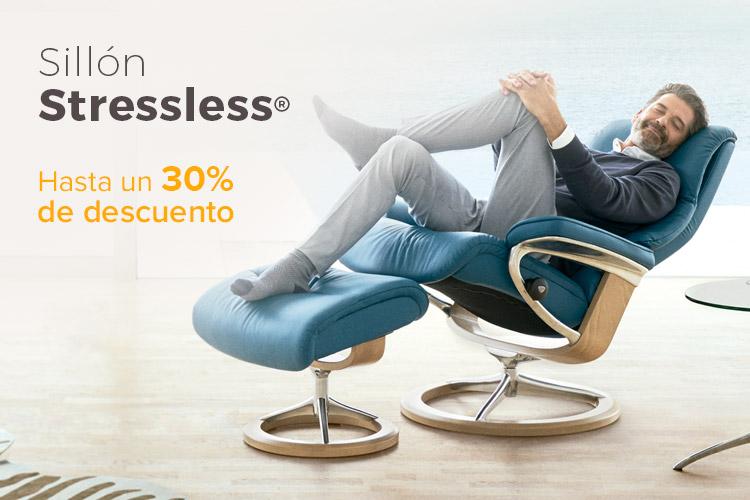 Promoción sillón Stressless