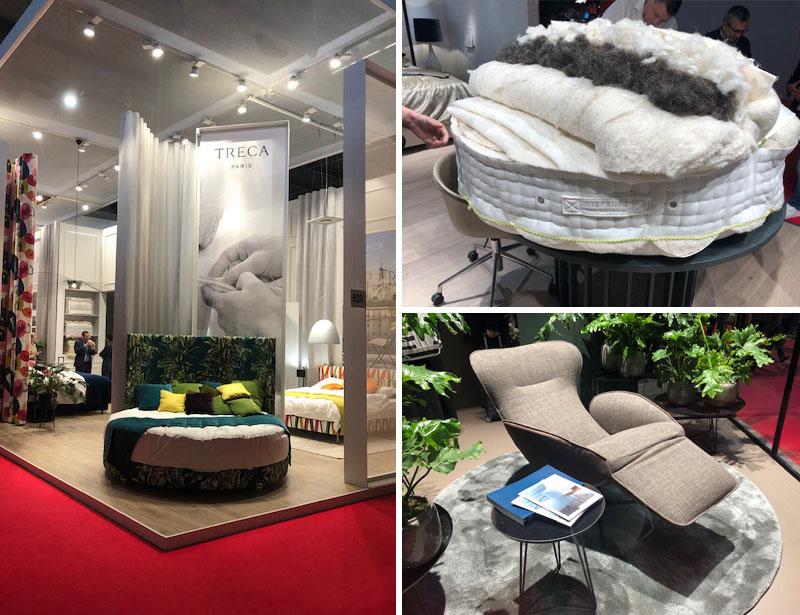 Salón del Mueble de Milán productos diferentes