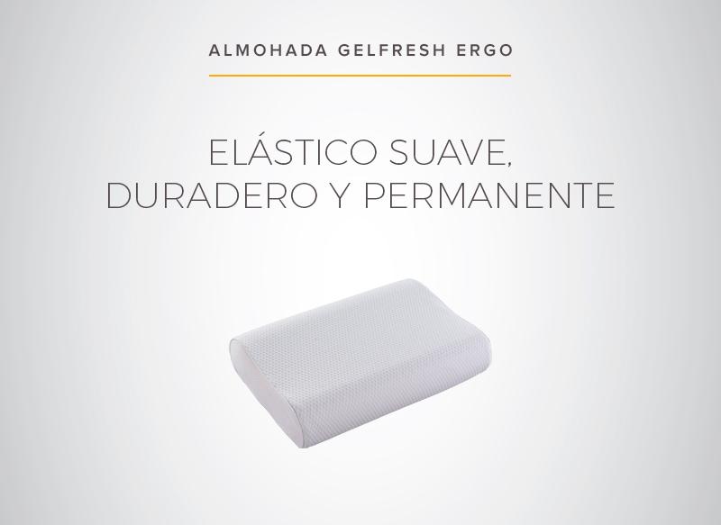 Almohada Gelfresh Ergo