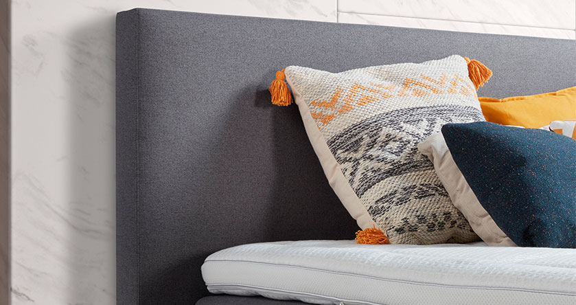 Foto detalle de los colchones Velda Classic disponibles en las tiendas de Ensueños