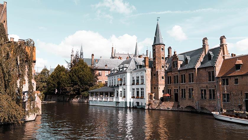 Imagen del país de Bélgica relacionándolo con el set Flyds de Ensueños