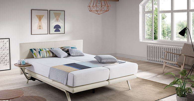 ¿Quieres conocer los beneficios de una cama articulada en tu descanso? Te presentamos la CAMA FINESSE