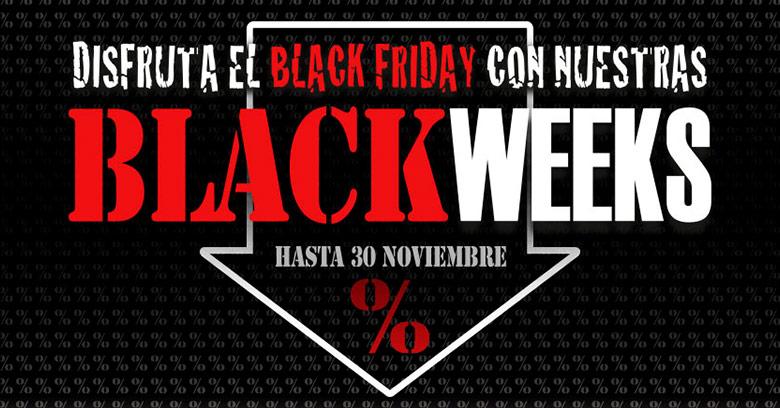 Pon luz al negro… ¡Vuelven las Black Weeks a ENSUEÑOS!