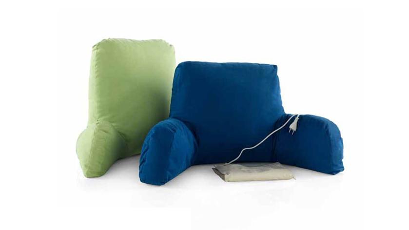Almohada Lumbar disponible en las tiendas de Ensueños