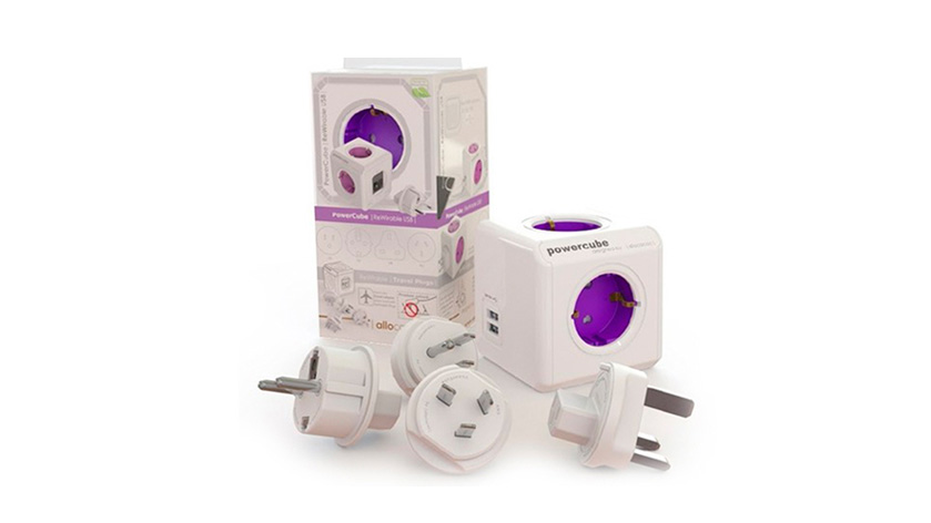 Imagen del Power Cube en color morado disponible en las tiendas Ensueños