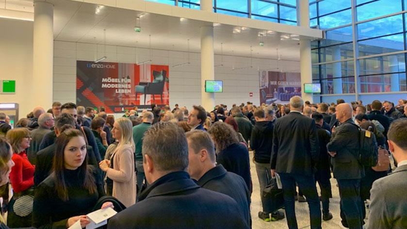 Feria IMM de Colonia 2020 en el que asistió Ensueños