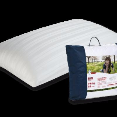 Almohada élite de fibra hueca