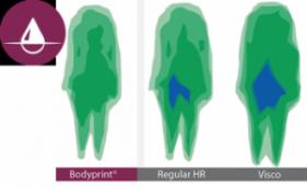 Regulación de la humedad en el colchón Bodyprint Pocket